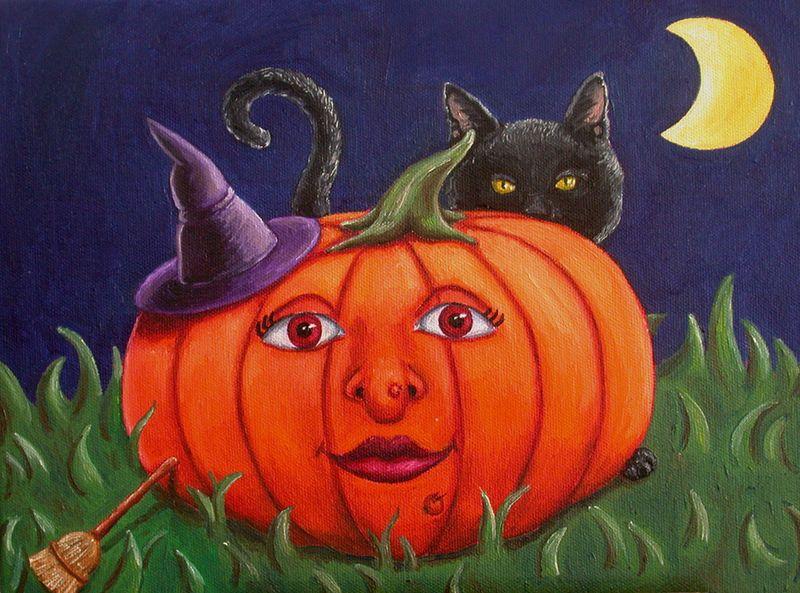 Witchpumpkin